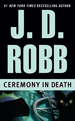 Book cover from Ceremony in Death by J. D. Robb