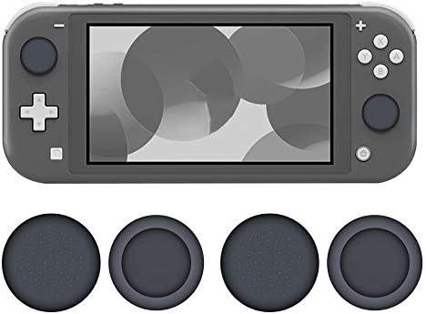 SDTEK Pack de 4 Botones de Silicona para Controlador de empuñaduras de Pulgar para Nintendo Switch Lite: Amazon.es: Electrónica