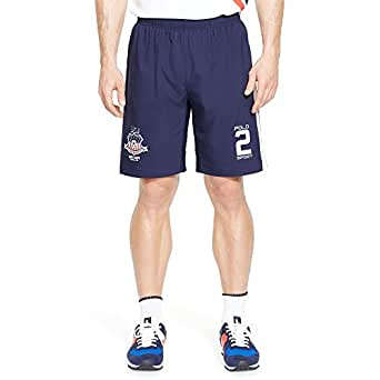 146e6f617 Amazon.com: Polo Sport 'Usa' Soccer Compression Shorts (Small): Clothing