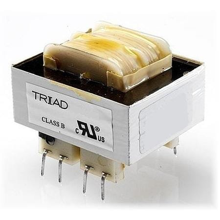 Power Transformers 16VCT@.8A 8V@1.6A DUAL PRIMARY 8 PIN by Triad Magnetics