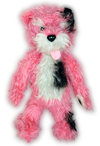 Breaking Plush Teddy bear Pink