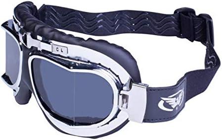 Global Vision Eyewear Classic-2 Anti-Fog Goggles