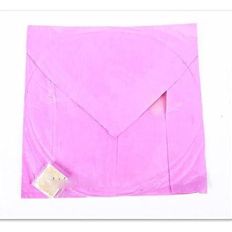 HuntGold reine Farbe chinesische Himmel Fliegen Papierlaterne KongMing Lanter Gl/ück w/ünschen Glim
