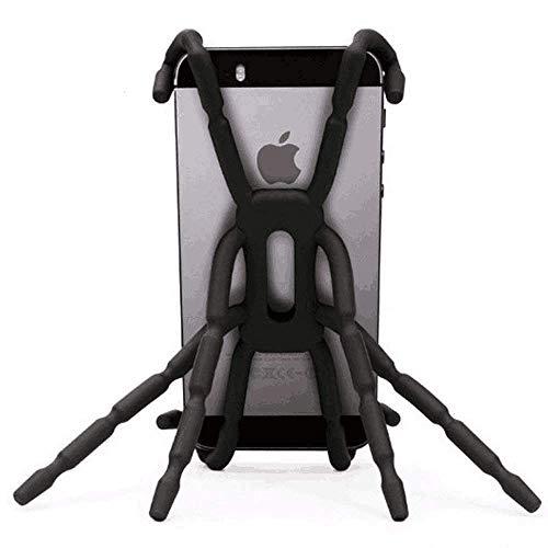 41EqNr4oGiL. SS500 Haz clic aquí para comprobar si este producto es compatible con tu modelo Cantidad: 2 piezas. Color: negro. 8 piernas son mejores que 3. Utilízalo como un trípode fijo o un octopod.