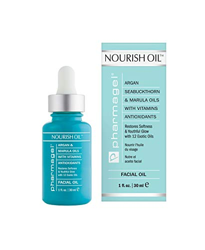 Pharmagel Nourish Oil Facial Oil, 1.01 Ounce