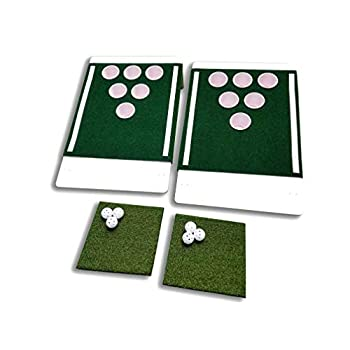 Image of Beer Pong Golf: The Original Eco-Friendly Tailgate Edition - Yard & Tailgate Party Game