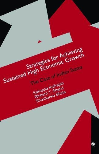 Strategies for Achieving Sustained High Economic Growth: The Case of Indian States ebook
