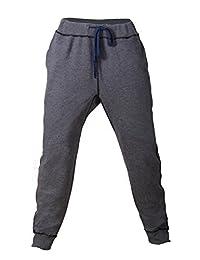 Godsen Mens Loose Pajama Pant Drawstring Sweatpants Size to 4XL