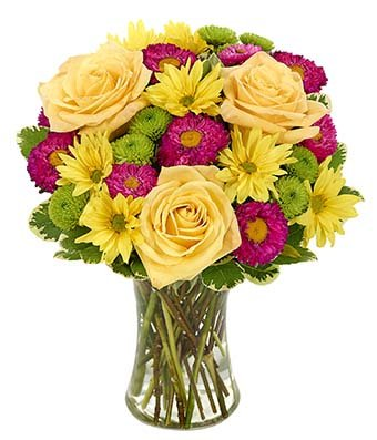 Pure passion Get Well Soon Flowers - Same Day Get Well Soon Flowers Delivery - Get Well Soon Flowers - Get Well Bouquet - Sympathy Flowers - Get Well Soon Presents (Get Well Bouquets)