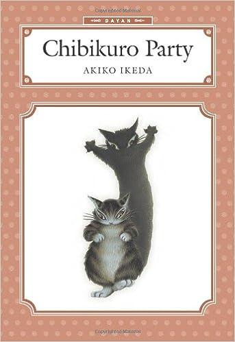 Laden Sie Bücher als PDF-Dateien herunter Dayan: Chibikuro Party (Dayan's Collection Books) 1595821287 by Akiko Ikeda auf Deutsch PDF DJVU