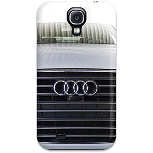 Cute Appearance Cover/tpu CTLIBrN4567PKkcX Audi S8 Case For Galaxy S4 Sales