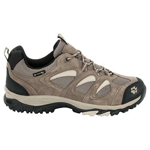 Jack Wolfskin Schuhe Outdoor Mountain Attack Texapore Women. Wasserdicht. Sahara.