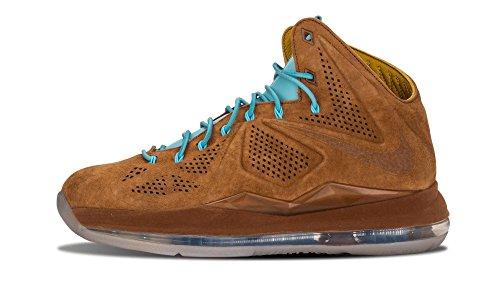 Nike Lebron 10 Ext Qs - Us 11.5