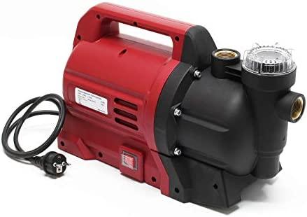 Bomba centrífuga para grupo de presión 1100W 4200l/h Bomba jardín ...