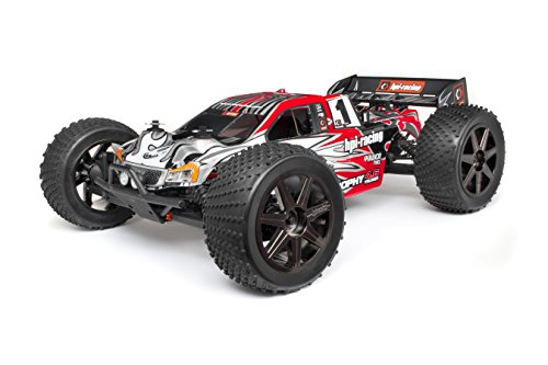 Hpi Nitro Car (HPI Racing 107014 Trophy 4.6 Buggy RTR 2.4GHz)