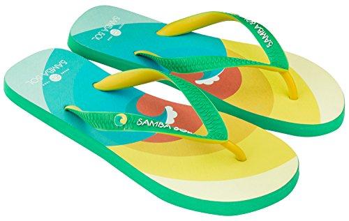 Samba Sol Herenmode Collectie Flip Flops - Modieus En Comfortabel. Trendy En Klassieke Sandalen In Dames, Heren En Kinderen. Samba Surf