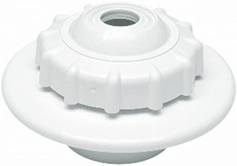 Fluidra 24413 - Boquilla impulsión pisc. horm. multiflow encolar d.50 pn10 Blanco