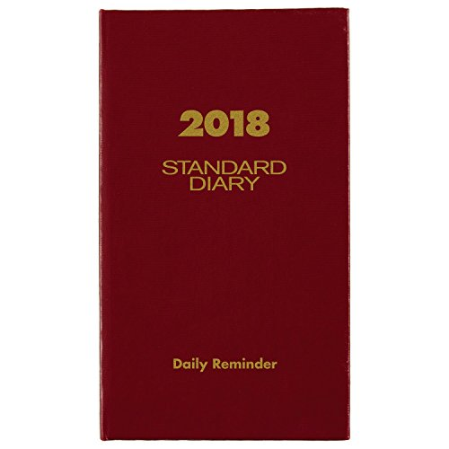 AT-A-GLANCE Standard Diary, January 2018 - December 2018, 2-3/4