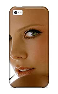 For Iphone 5c Premium Tpu Case Cover Charlize Theron Protective Case