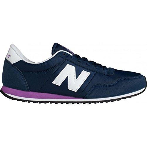 new balance blu bianco