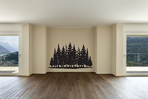 Image Unavailable : decals wall forest - www.pureclipart.com