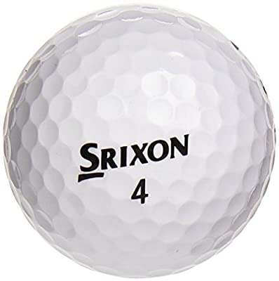 Srixon Ad333 Tour - Standard Golf Balls (Composite) Color: White Size: Unique by Srixon