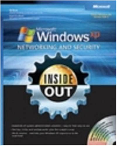 Microsoft® Windows® XP Networking And Security Inside Out: Also Covers Windows 2000 Downloads Torrent