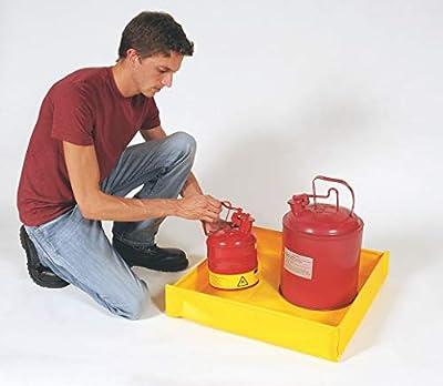 Ultratech Spill Tray, 4-3/4 In. H, 24 In. L, 24 In. W - 1331