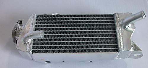 MONROE RACING U0043 Aluminum Radiator for Kawasaki KX80 KX85 KX100 2010 2011 2012 2013