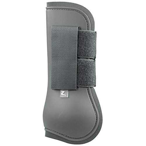 HORZE Essential Tendon Boot Pony Dark Shadow
