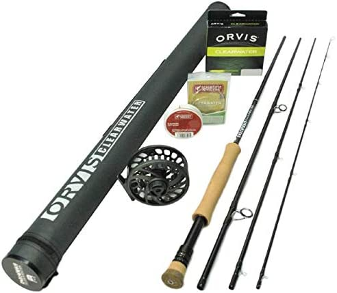 Orvis 2019 Clearwater 909-4 Fly Rod Outfit 9 0 9wt