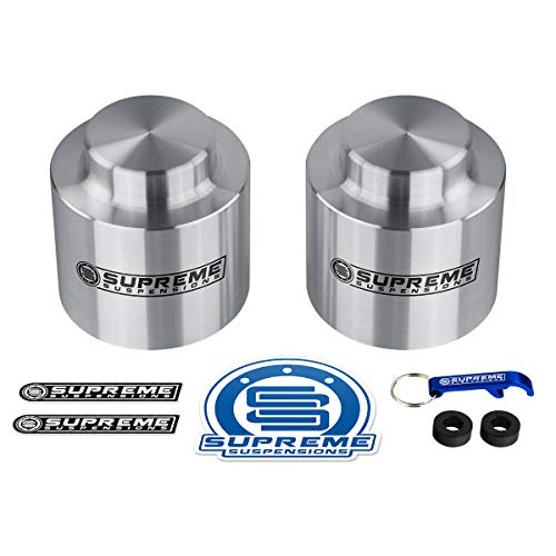 - Supreme Suspensions - Rear Leveling Kit for Chevy Avalanche 1500, Tahoe, Suburban 1500 3