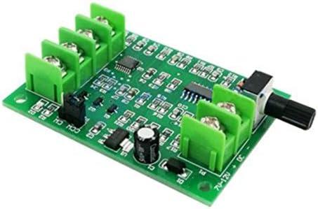 Tivollyff ハードドライブモーター3/4ワイヤーM7O3用5V-12V DCブラシレスドライバーボードコントローラー