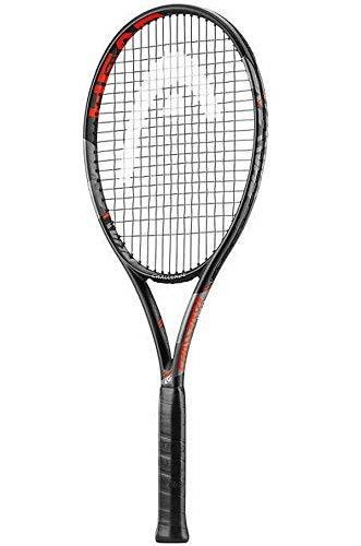 HEAD Youtek IG Challenge Pro Tennis Racquet Black - Unstrung (4 1/4) (Head Youtek Graphene Speed Pro Tennis Racquet)