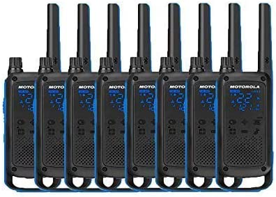 Motorola Talkabout T800 Two-Way Radio Walkie Talkie with Bluetooth