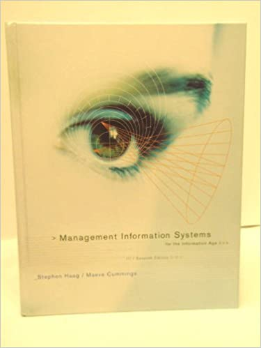 management information systems for the information age 8th edition pdf