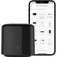 broadlink Bestcon RM4C Mini Universal IR Blaster WiFi Infrared Remote Control Compatible with Alexa Google Home