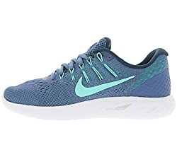 Nike Womens Lunarglide 8 Wmns Running Shoes, Ocean Fog Size 11 Us