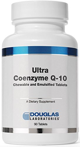 310539014134 - Douglas Laboratories - Ultra Coenzyme Q10 - 200 mg - 90 tablets carousel main 0