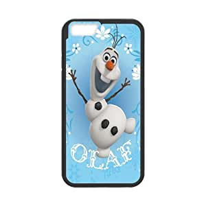 Frozen Elsa y Anna Olaf, 6S-Carcasa Iphone (inch) Iphone 4,7, 6S, Case for Iphone Case Cover for 6S, 6S, Iphone Case for Iphone 6, Hard Case for Iphone 6S, Iphone 6/6S Carcasa Funda de protección