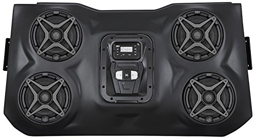 SSV Works WP-RZ3O4 Polaris RZR XP1000 2 seat Bluetooth 4 Speaker Overhead Stereo System
