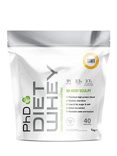 PhD Nutrition Diet Whey Protein Powder, 2 kg,...