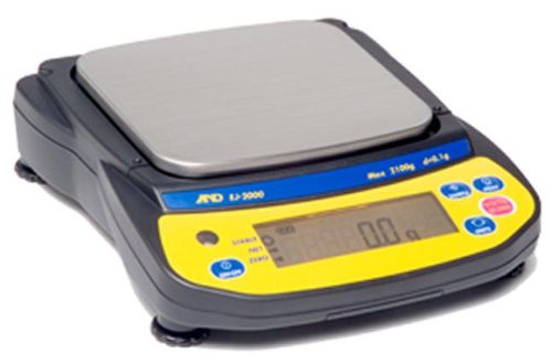 AD-EJ-6100-Precision-Lab-Balance-6100gx01gpan-size-5x55-Compact-Portable-Jewelry-Scale5-year-warrantyNew