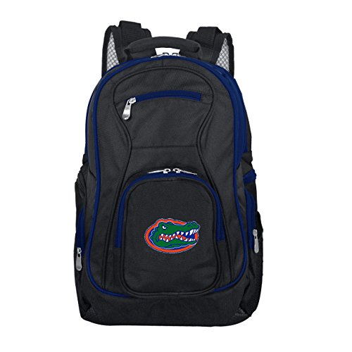 NCAA Florida Gators Colored Trim Premium Laptop Backpack ()