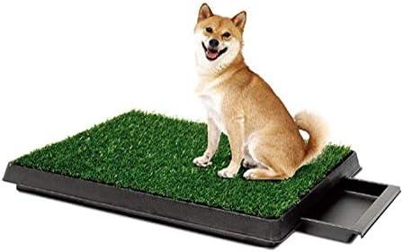 ペット用品家庭用ペット用品に適したペットトイレ芝生トレイ