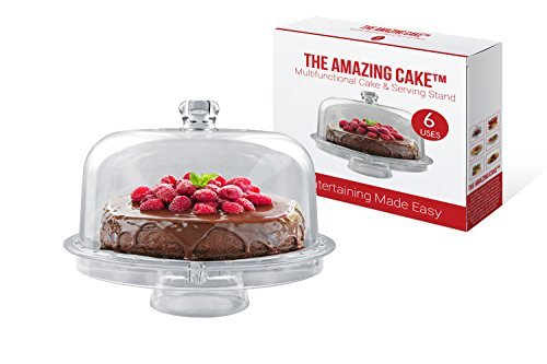 The Amazing Cake Multifunctional Serving and Cake Stand