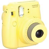 Câmera Fujifilm Instax Mini 8 - Foto Instantânea - Amarelo