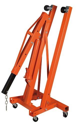 /2T Unicraft WK 2000/Modell zusammenklappbar Crane mit Pumpe/ /Tragkraft 0,5/t/