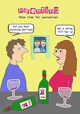 Tarjeta de felicitación de cumpleaños para esposa, marido ...