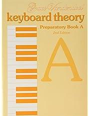 TVPA - Keyboard Theory: Preparatory Book A